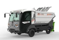 垃圾车灭菌除臭技术发展