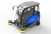 扫地机的工作原理是什么